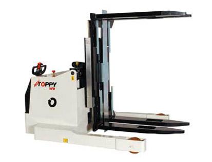 toppy pallet changer pallet turner pallet inverter. Black Bedroom Furniture Sets. Home Design Ideas